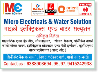 Micro Electricals and Water Solution