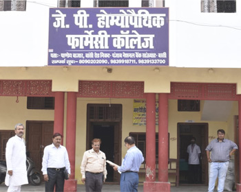 J P Homeopathic Pharmacy College